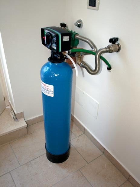 Termoidraulica Urbani (Vicenza - Montecchio Maggiore): Raccolta acqua piovana per irrigazione ...